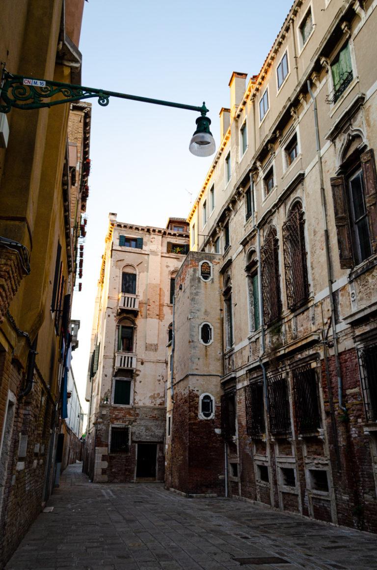 bâtiment dans Venise