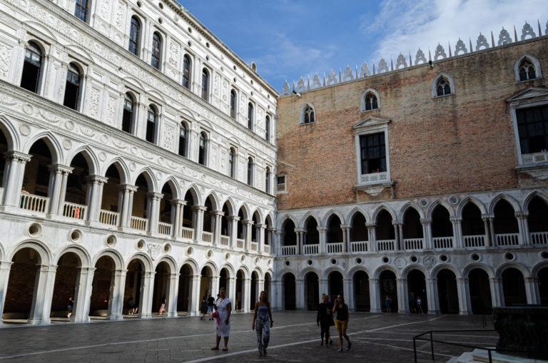 Palais des Doges à Venise