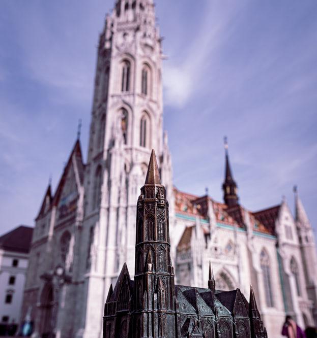 voyage église budapest